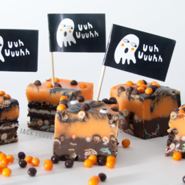 Monster Mash fudge