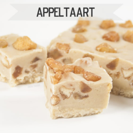 Appeltaart fudge