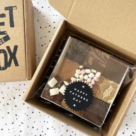 Vaderdag Secret Surprise Box incl. fudge