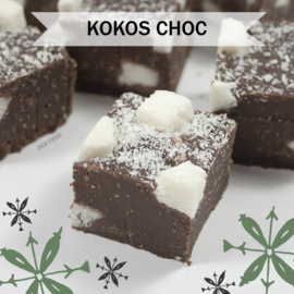 Kokos Choc fudge