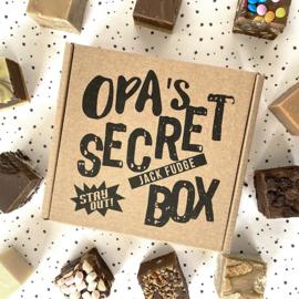 Opa's Secret Surprise Box incl. fudge