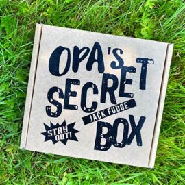 Opa's Secret Fudge Box