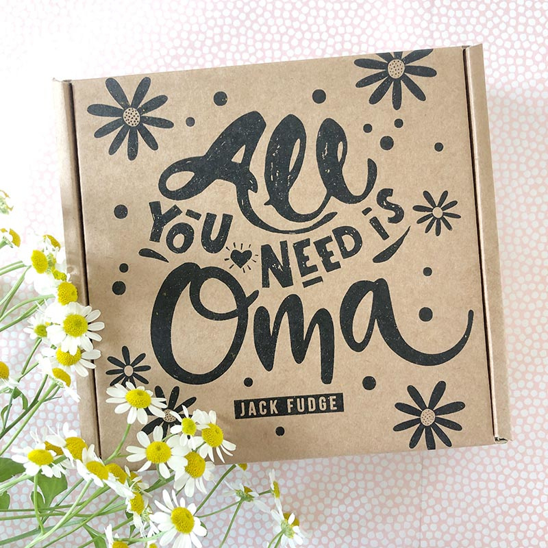 All you need is oma