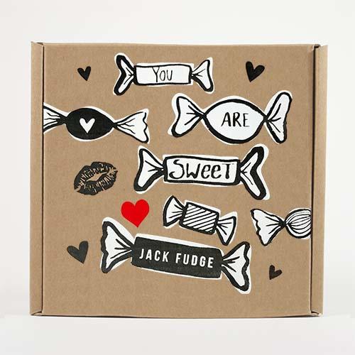 Giftbox (You're sweet) om zelf te vullen (kies je eigen smaken!)