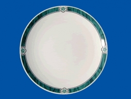 275-141 Round Coupe plate 35.5cm