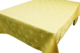 Tafellaken/Naperon Geel (meerdere maten)