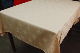 米色圆桌台底布180X180cm (多种尺寸)