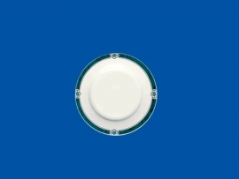 275-61 Round plate 16cm
