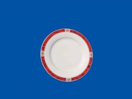 168-71 Round plate (18.5cm)
