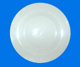 210-161 Plain white round plate (40.5cm)