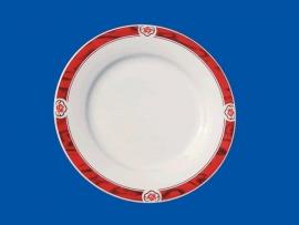 168-111D Round plate (28cm)