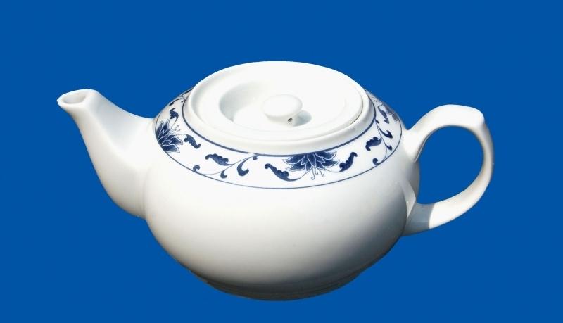255-16PL  Tea pot (4 person) 21.5cm