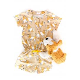 Doggy beige Eva Mouton-tricot