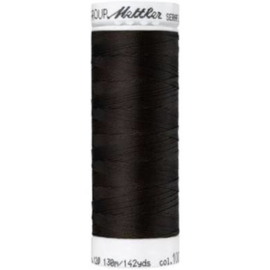 Seraflex Mettler garen-1002 very dark brown