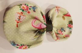 Nieuw Haarstrik Groot Flamingo