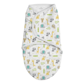 Swaddle Me Pod Original  Jungle Inbakerdoek