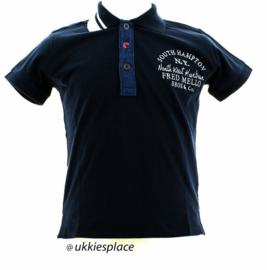 Nieuw Fred Mello Poloshirt (86/92 )