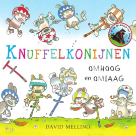Boek Knuffelkonijnen , Omhoog en Omlaag