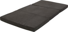 Extra dik matras voor Campingbedje