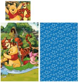Ledikant Dekbedovertrek Disney Winnie the Pooh