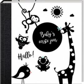 Hello Baby Baby's Eerste Jaar Boek