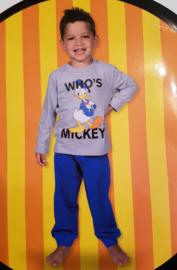 Nieuw Pyjama Donald Duck  (104/110 )