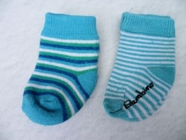 2 Pairs of socks (0-3 Months)