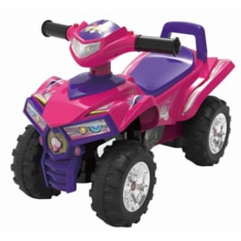 Eco Toys Quad  Pink  Loopscooter
