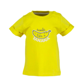 Blue Seven T-Shirt Banana