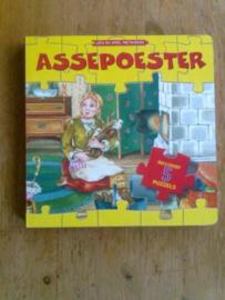 Assepoester Lees & speelboek