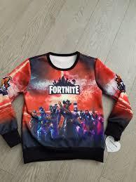 Nieuw Fornite Sweater