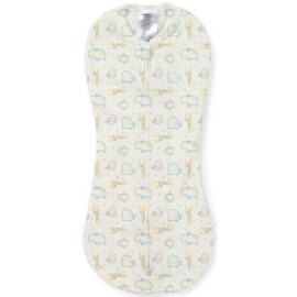 Swaddle Me Pod  Original Zoo  Inbakerdoek