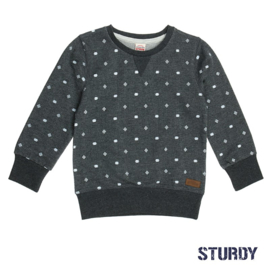 Sturdy  Sweater Anthracite