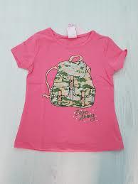 T-shirt met Legertas