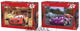 Cars puzzle 99 stukjes