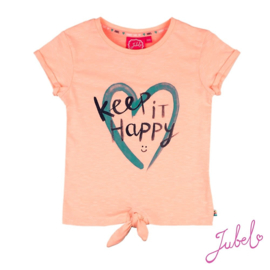 Jubel T-shirt Keep it Happy