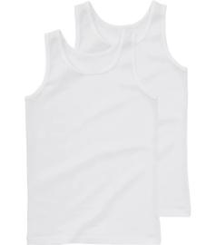 Wit hemd  170/176