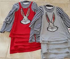 Jurkje /Tuniek Bugs Bunny