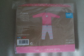 Nieuw Lief Pyjama (86/92 )