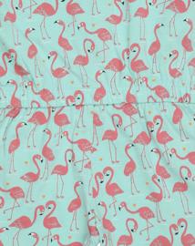 Blue Seven Jumpsuit Flamingo
