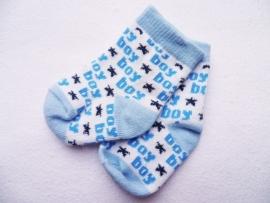 Sock Boy  (0-3 months )