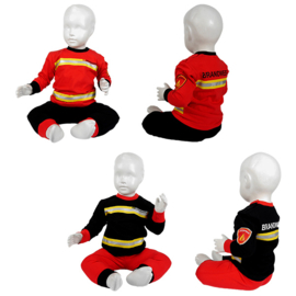 Nieuw Fun2Wear Brandweer Pyjama Nieuw uniform