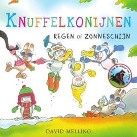 Nieuw Boek Knuffelkonijnen  Regen of Zonneschijn
