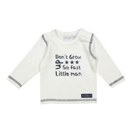 Dirkje Longsleeve off white separate boys