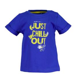 Blue Seven T-Shirt Just Chill