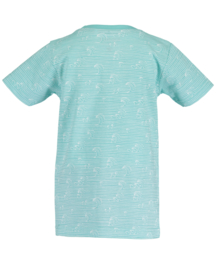 Blue Seven T-Shirt Sea You Soon