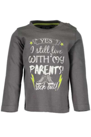 Blue Seven Longsleeve Parent's