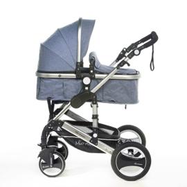 Nieuw Kinderwagen Pisa Linnen
