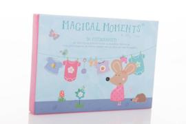 Magical Moments Fotokaarten Zwanger / Eerste weken geboorte