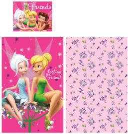 Ledikant Dekbedovertrek  Disney Fairies Dekbed